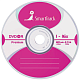 Диск DVD-R Smart Track, 4.7Gb, 16x, Slim