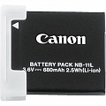 Аккумулятор Canon A2300/ A2400 IS/ A3400 IS/ A4000 IS NB-11L/ PLC-11L 3.6V 680mAh